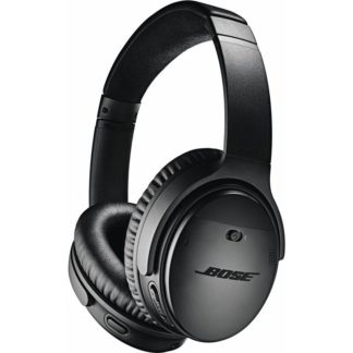 Bose QuietComfort 35 II Wireless Over-Ear Headphones (Black)