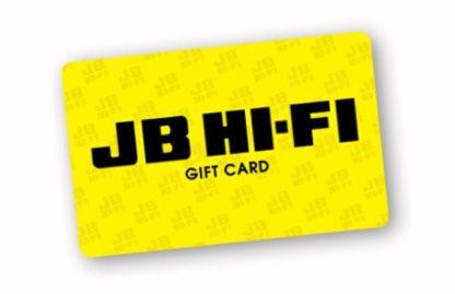 JB HI FI Gift card